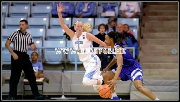 Hampton Lady Pirates stun UNC