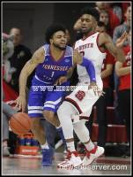 Tennessee State 55 North Carolina State 67