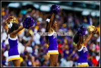 Prairie View Am Panthers cheerleaders