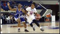 TSU Lady Tigers defeat Fisk Lady Bulldogs