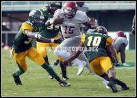 North Carolina Central dominates Norfolk State