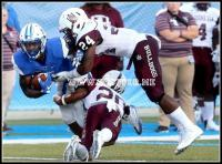 Alabama A&M scoreless against Middle Tennessee
