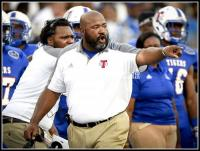 Tennessee State head coach Rod Reed
