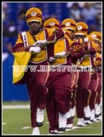 Central State marching Marauders take the field