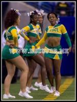 Kentucky State University cheerleaders