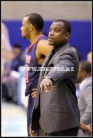 Howard coach Kevin Nickelberry