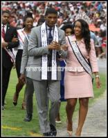 Mr and Miss Howard University and Court