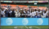 Hampton is Nation's Football Classic Champs