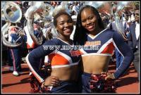 Morgan Cheerleaders