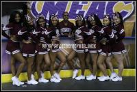 Maryland Eastern Shore Cheerleaders