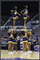 NCAT Cheerleaders