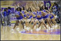 "HU ""Blue Thunder"" Cheerleaders"