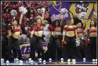 NCCU Cheerleaders