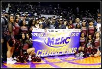 NCCU 2017 MEAC Men's Basketball Champions