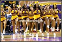 Bethune-Cookman Cheerleaders