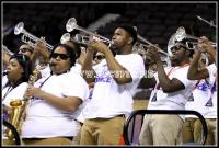 Hampton U Pep Band