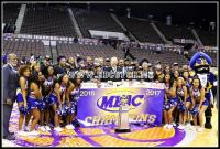 Hampton wins 2017 MEAC Women's Basketball Championship