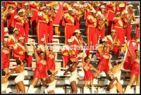 Tuskegee marching band