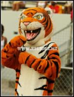 Tuskegee Golden Tiger mascot