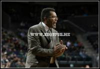 Savannah State coach Horace Broadnax