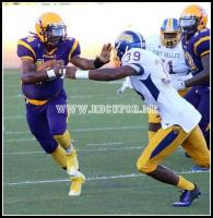 Benedict down Fort Valley State