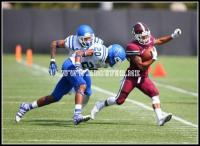 Elizabeth City State gets crushed by Fordham Rams