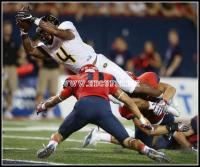 Grambling comes up short at Arizona