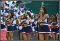 Howard University Cheerleaders 2