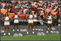 Morehouse College Cheerleaders