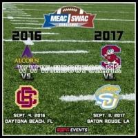 The MEAC vs SWAC Challenge
