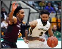 NSU rallies past UMES