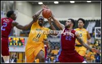 NSU holds off SCSU