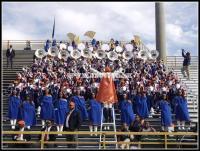 2015 Morgan State University Marching Band
