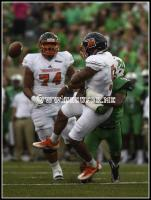 Morgan State gets stomp by Marshall