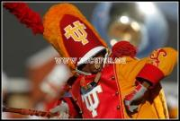 Tuskegee University drum major