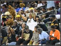 Alabama State fans