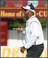 Bethune-Cookman head coach Terry Sims