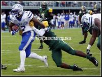 Hampton knocks off NSU