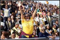 Bowie State fans