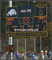 BSU whips Lincoln (PA)