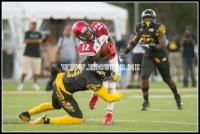 Bowie State batters Shaw