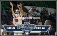Clark Atlanta holds off Miles
