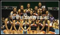 Clafin cheerleaders win all-feamale 2017 SIAC Cheer Competitin