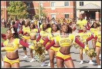 CSU Cheerleaders