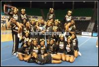 Central State University Co-Ed Cheerleaders