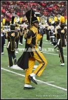 Alabama State performs at HBOB