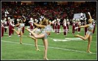 Alabama A&M performs at HBOB