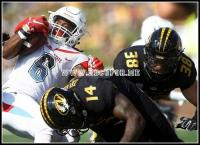 Delaware State no match for Missouri