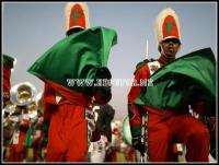 FMAU Marching 100