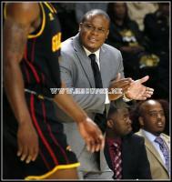 GSU coach Donte Jackson